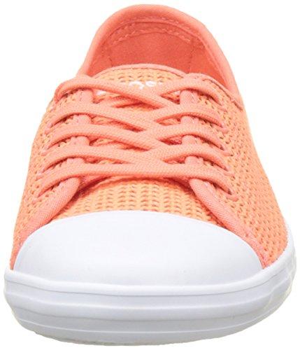 217 1 para Naranja Mujer Lacoste Ziane Orange Bajos UgwAAx