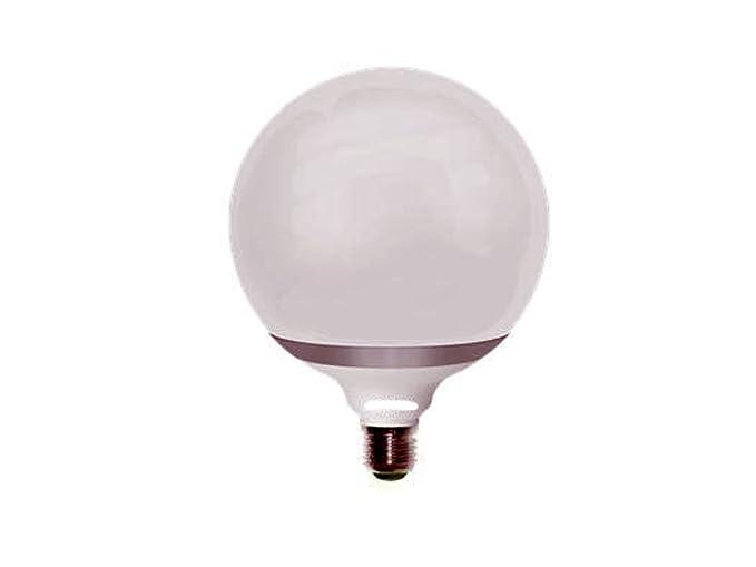 Lampade Globo A Basso Consumo : Lampada basso consumo maxi globo w w luce bianco naturale