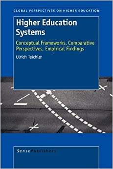 Book Higher Education Systems (Global Perspectives on Higher Education)