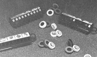 STD-X Wire Marker Tape Dispenser Empty,10//cs 3M 80610592554