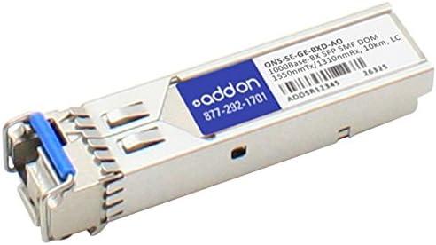 ADDON ONS-SE-GE-BXD-AO Cisco SFP 10KM BX ONS-SE-GE-BXD