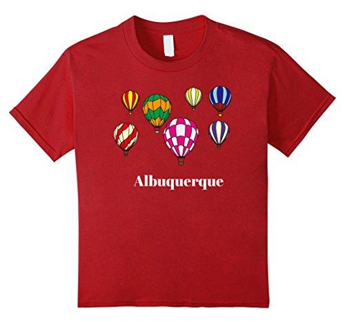 Kids Albuquerque Hot Air Balloon Festival T-shirt 4 - Kids Albuquerque