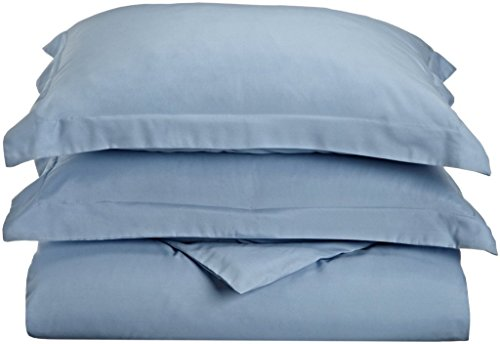 Blue Italian Duvet Cover - 5