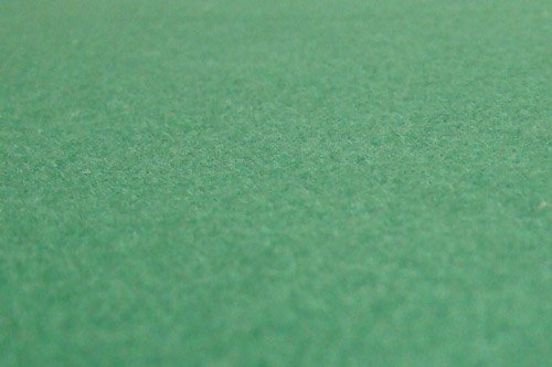 Green Casino Table Felt 10 Ft. Long X 58'' Wide - Includes Bonus Deck of Cards! by Brybelly