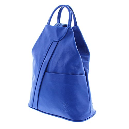 pour Borsetta sac MIO à en IO bretelles IO Sac main port à Icone® à per roi femme dos bleu le qEPO5