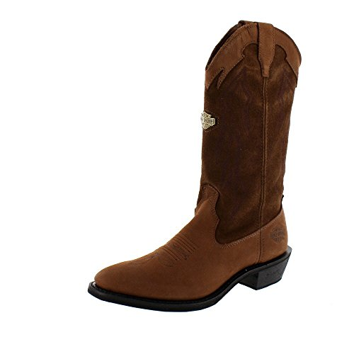 HARLEY DAVIDSON Chaussures - Boot GALEN - brown