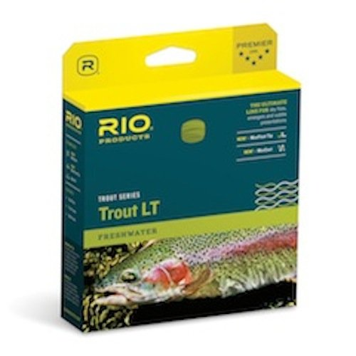 RIO Products Fly Line Trout Lt Wf6F Beige/Sage, -