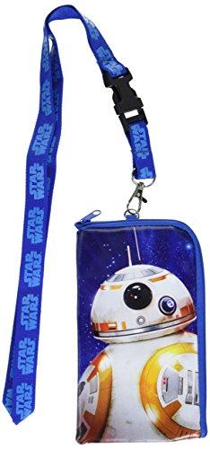 Awakens Trooper Keychain Lanyard BLUE BB8