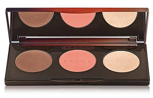 Becca Sunchaser Palette – Bronze, Blush Highlight