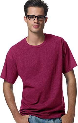 Men`s T Cardinal Hanes Tagless shirt zq0xE1pd