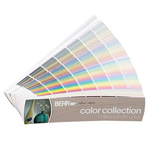 BEHR Colors Collection Deck Complete Paint Colors