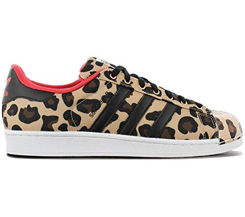 Adidas Superstar Pacco Leopardo Punta Shell rrpxqC