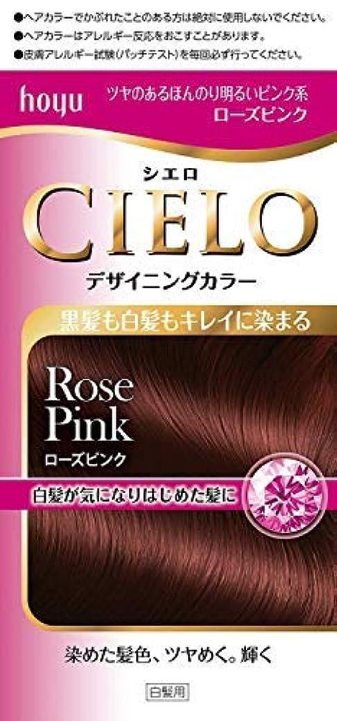 愛情腸蒸発するシエロ デザイニングカラー ローズピンク × 6個セット
