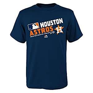 Houston Astros Youth Authentic Collection Team Choice T-Shirt (Navy) Small