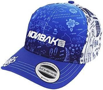 Nonbak Gorra Cap Trucker Hawaii Transpirable Logo 3D. Muy Ligera 6 ...