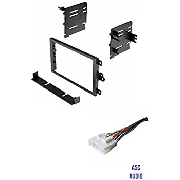 asc car stereo install dash kit and wire. Black Bedroom Furniture Sets. Home Design Ideas