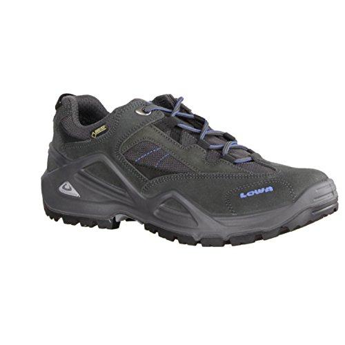 Lowa Sirkos GTX Zapatillas de senderismo gris azul