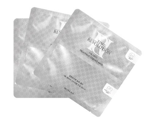 MISSHA Time Revolution the First Treatment Essence Mask 3 Sheet Set (33ml)