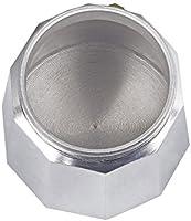 Jata Hogar Cafetera Italiana, Aluminio, Plateado, 15x10x16 cm ...