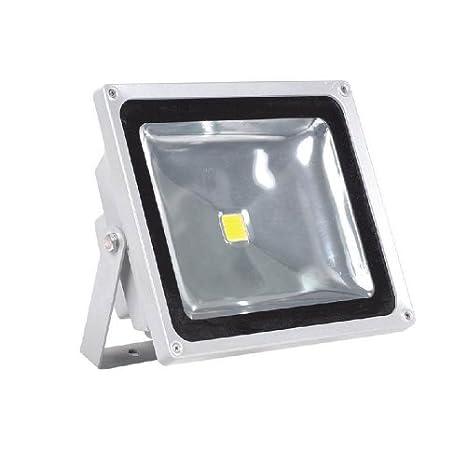 Foco Proyector de LED para Exterior 30W luz fria (blanca)