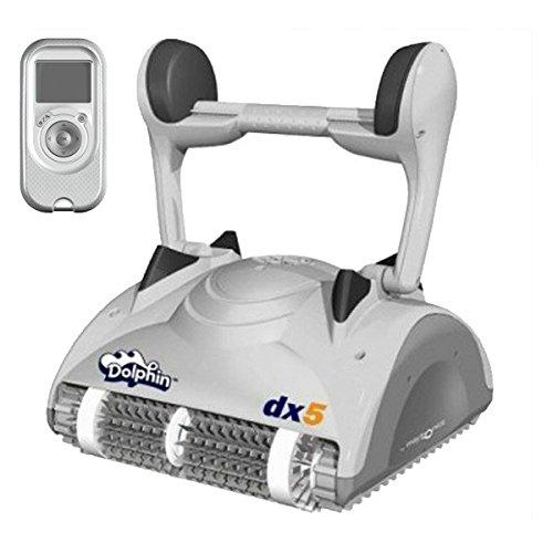 Limpiafondos automatico robot