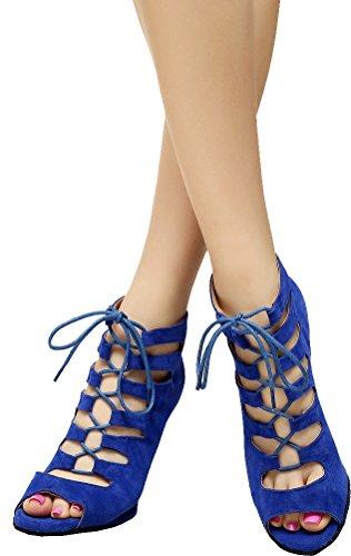Modern amp; femme CFP Jazz bleu Bleu qTxAwEF0