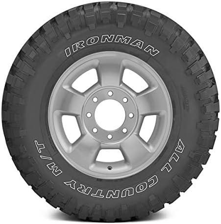Ironman All Country M//T all/_season Radial Tire-LT285//75R16 126Q
