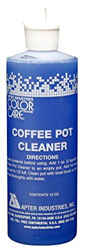 blue coffee pot cleaner - 8