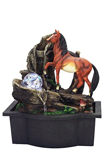 Horse Fountain - 1