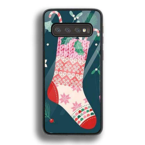Ultra Thin Slim Fit Christmas Stocking Soft TPU Cover Phone Case for Samsung Galaxy - Christmas Stocking Soft