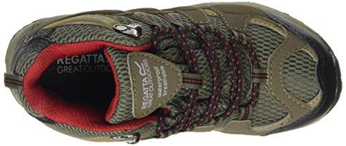 Mid Jnr Garçon Garsdale roastd chilp De Randonnée Multicolor Chaussures Regatta q5TFnUgw7g
