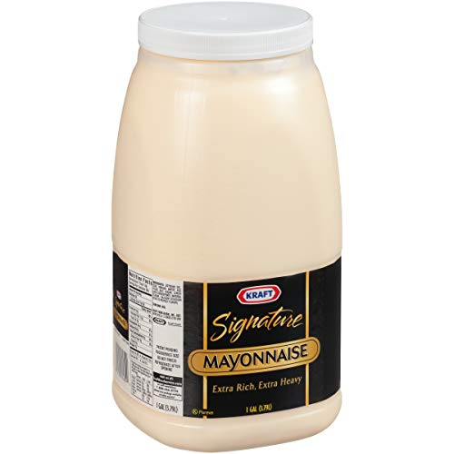 Kraft Mayo Signature Mayo Jug 4 Count, 128 Fluid Ounce