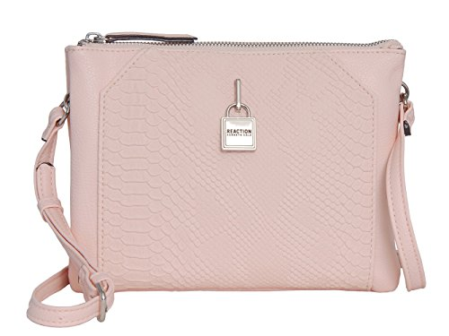 Python Women's Kenneth Embossed Reaction Pink Audra Blush Cole Crossbody RztW6CB