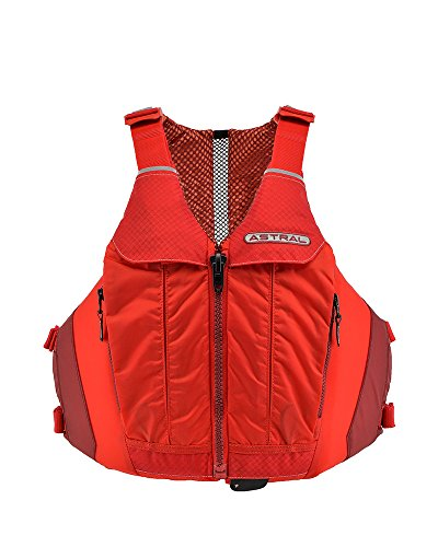 Astral Womens Linda Life Jacket PFD for Recreation, Tour, and Fishing