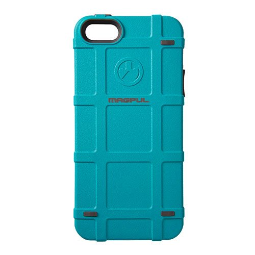 (Magpul Bump Case for iPhone 5/5s - Retail Packaging - Teal)