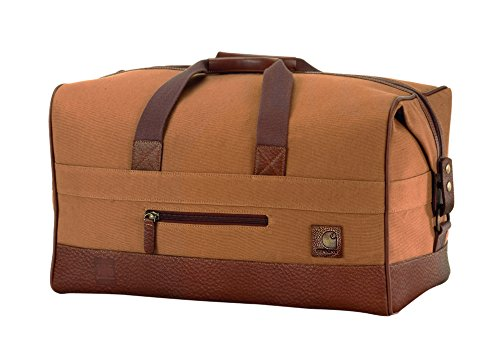 Carhartt Limited Edition- Made in the USA Duffel, Carhartt Brown by Carhartt