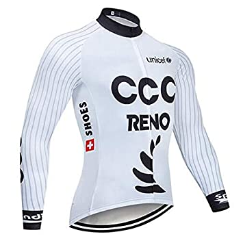SUHINFE Ropa Ciclismo Invierno para Hombre, Maillot Ciclismo ...