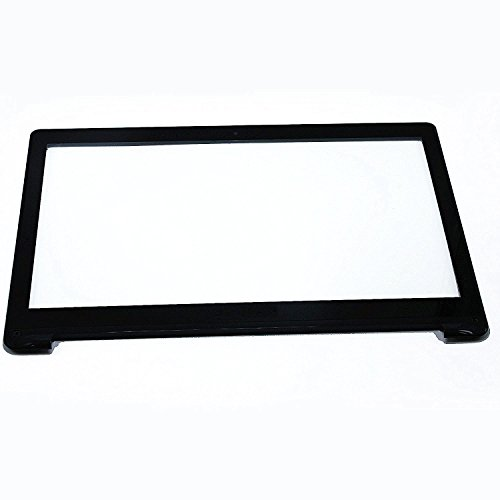 LCDOLED 15.6 inch Replacement Touch Screen Digitizer Front Glass Panel + Bezel For ASUS Q551 Q551L Q551LA Q551LB Q551LD Q551LN Series (FP-TPAY15611A-01X Version) ()