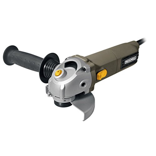 Rockwell RK4751 Angle Grinder 4.5 12000RPM W/Anti-Vibration Handle Home & Garden