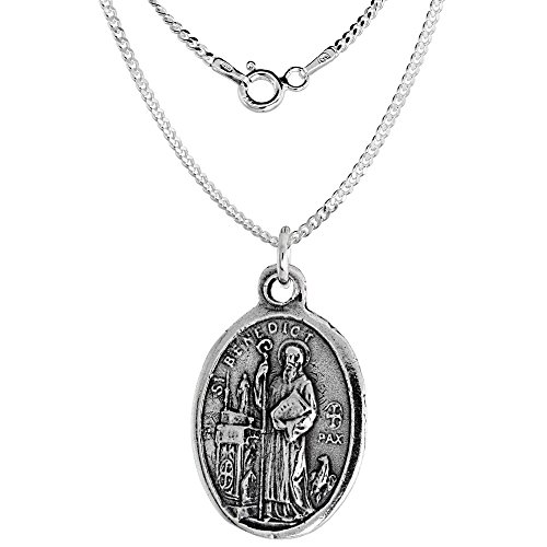 sterling-silver-st-benedict-san-benedetto-de-norcia-medal-oval-7-8-inch