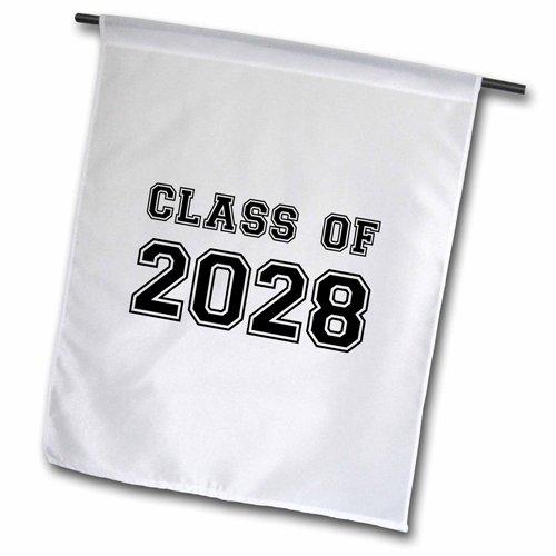 3dRose fl_162679_1 Class of 2028 Graduation Gift Graduati...