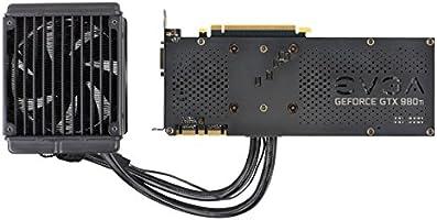 EVGA GeForce GTX 980 - Tarjeta gráfica (HDMI, 6144 MB GDDR5 ...