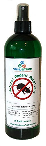 Danu Green Natural Repellent ounces