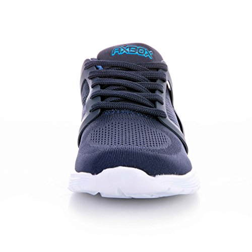 Trainers Running Gym Sneakers Mens Walking BOXING Women B8304 Multisport Sport AX Shoe blue Shoes PqYxtwRR8
