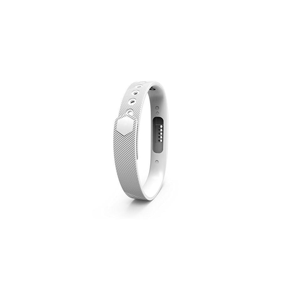 BeneStellar 12 Colors Fitbit Flex 2 Band, Bracelet Strap Replacement Band for Fitbit Flex 2
