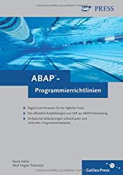 ABAP-Programmierrichtlinien (SAP PRESS)
