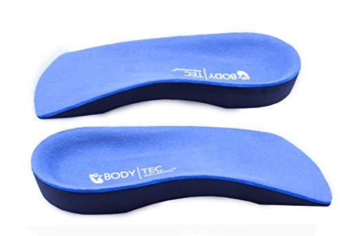 3/4 Orthotic Insole Support Weak and Fallen Arches Helps many Medical Problems (5-6.5)