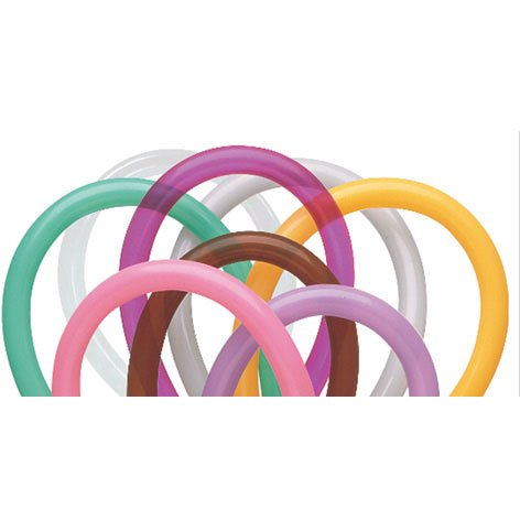Qualatex 260Q Twisting Balloons, Entertainer Assortment - Pack of 100