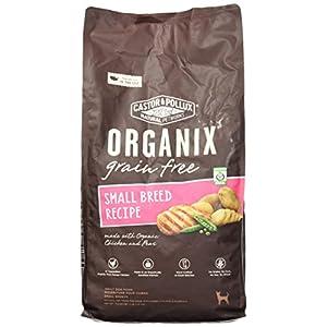 Organix Small Breed Recipe Dry Dog Food, 4-Pound 76