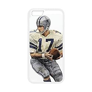 Dallas Cowboys iPhone 6 Plus 5.5 Inch Cell Phone Case White 218y3-171777